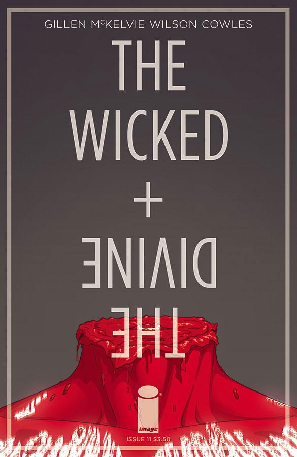 McKelvie Wicked Divine 11