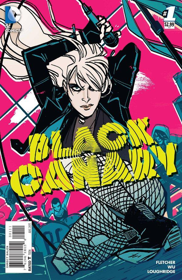 Wu Black Canary 1