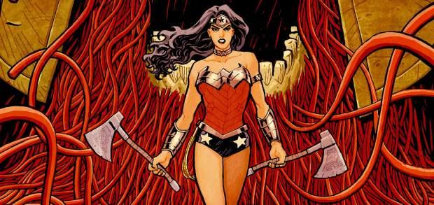 Chiang Wonder Woman 23