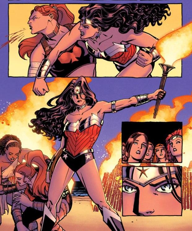 Chiang Wonder Woman Swagger
