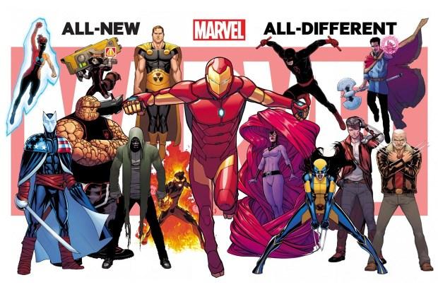 ANAD Marvel