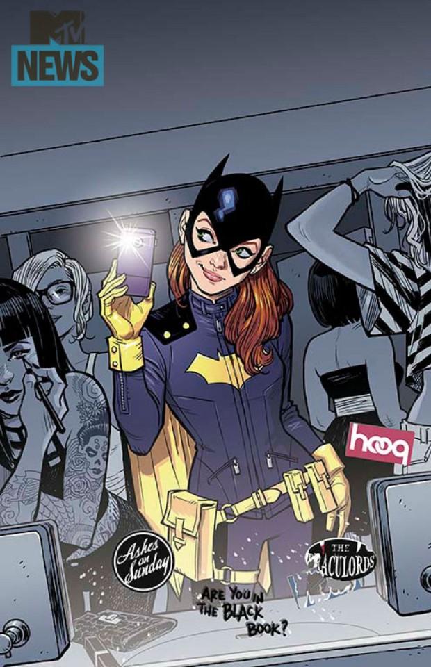 Babs Tarr Batgirl