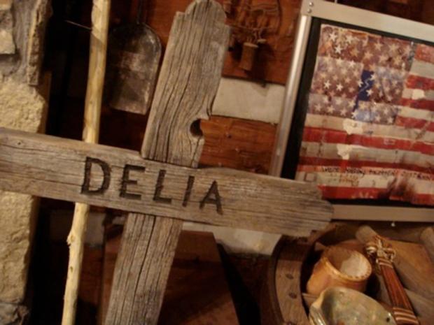 Delia's Gone