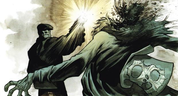 Powell Goon Zombie Priest