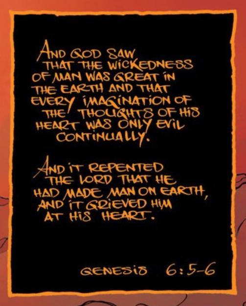 Aaron Goddamned Genesis