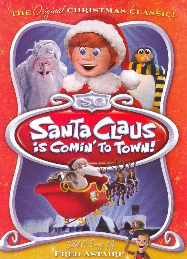 Santa Claus is Comin to Town