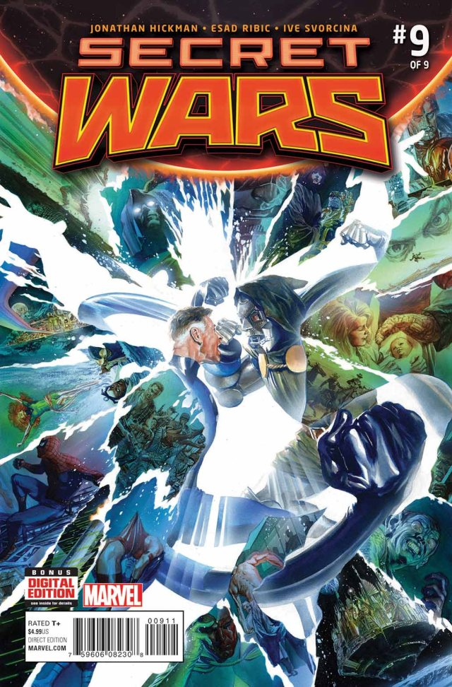 Ross Secret Wars 9