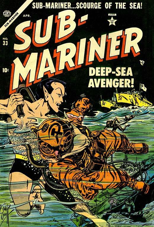 Everett Sub-Mariner 33