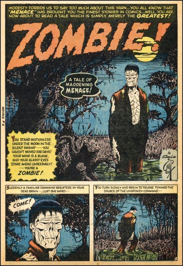 Everett Zombie Menace