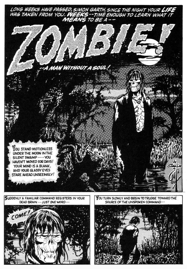 Everett Zombie Tales
