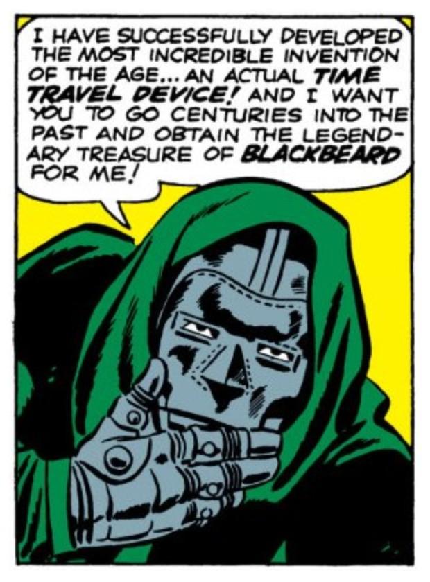 Kirby Doom Blackbeard