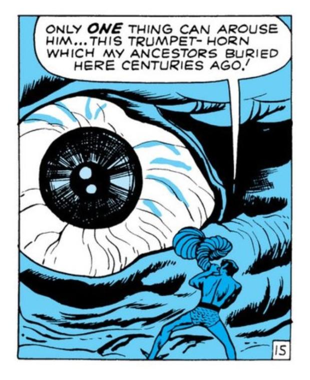Kirby Giganto Eye