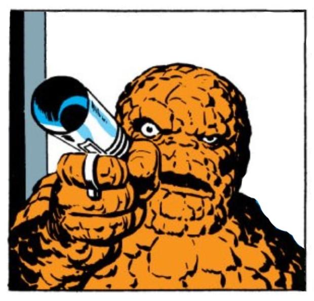 Kirby Thing Gun Edit