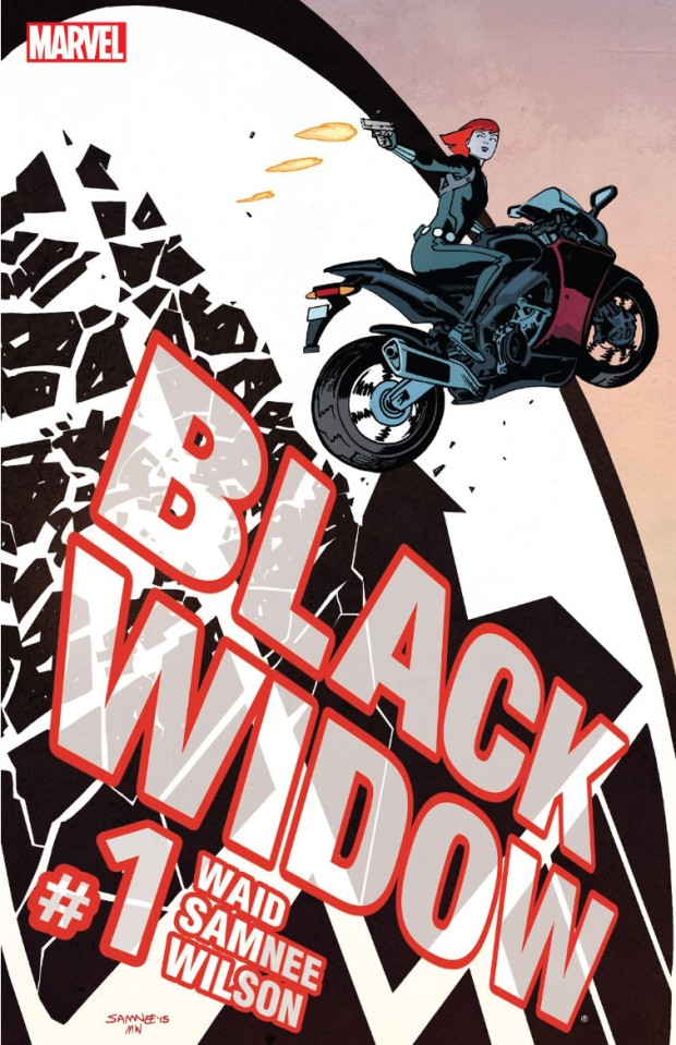 Samnee Black Widow 1