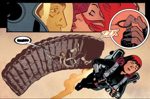 Samnee Black Widow Jetpack