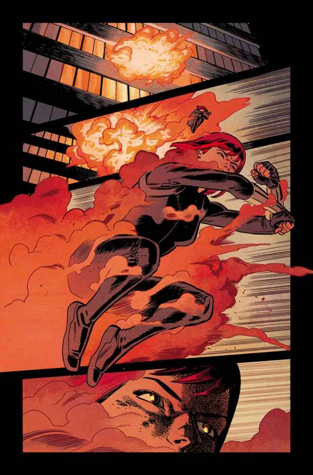 Samnee Black Widow Leap