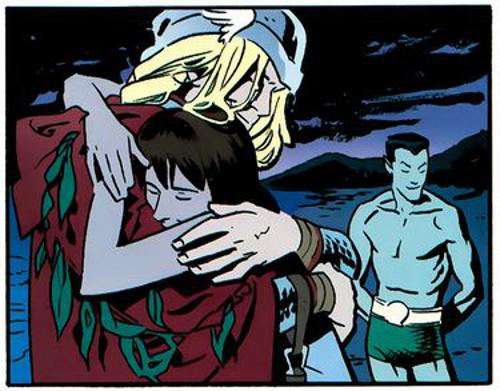 Samnee Thor Hug