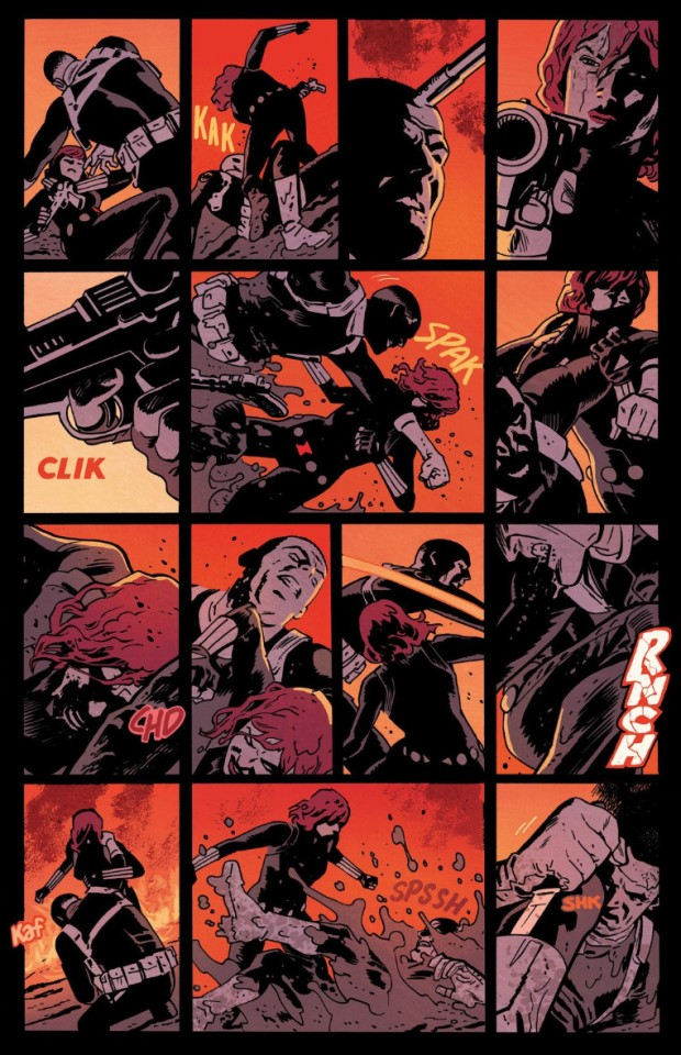 Samnee Widow Execution