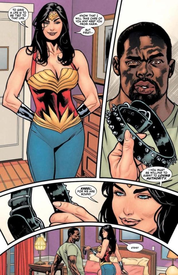 Paquette Wonder Woman Domination