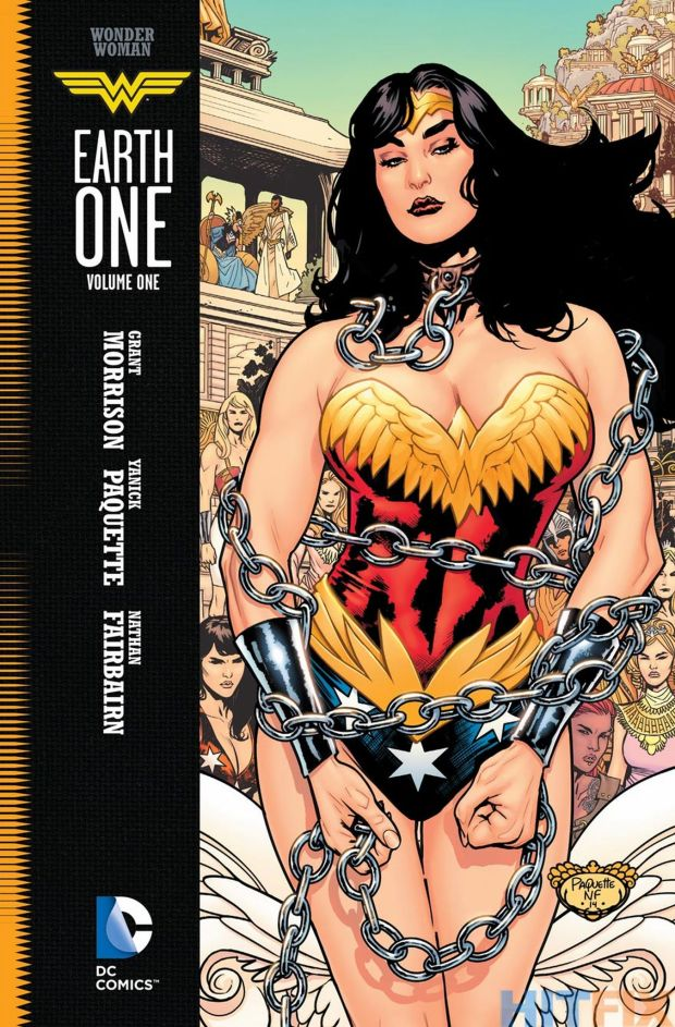 Paquette Wonder Woman Earth 1