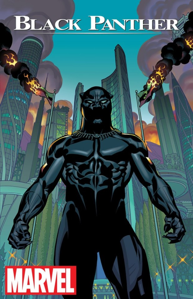 Stelfreeze Black Panther 1