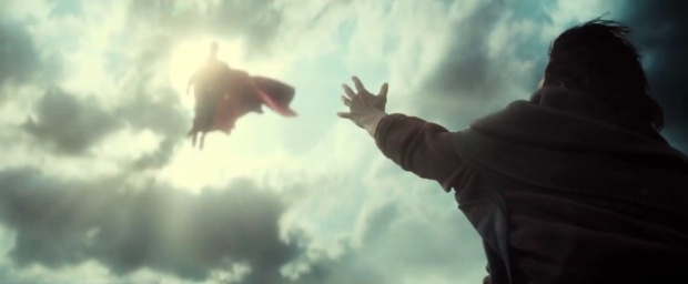 Superman Christ Imagery