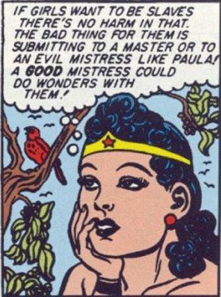 Wonder Woman Good Mistress