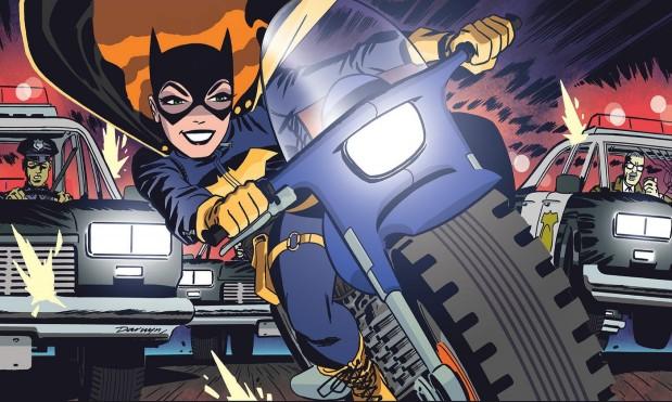 Cooke Batgirl