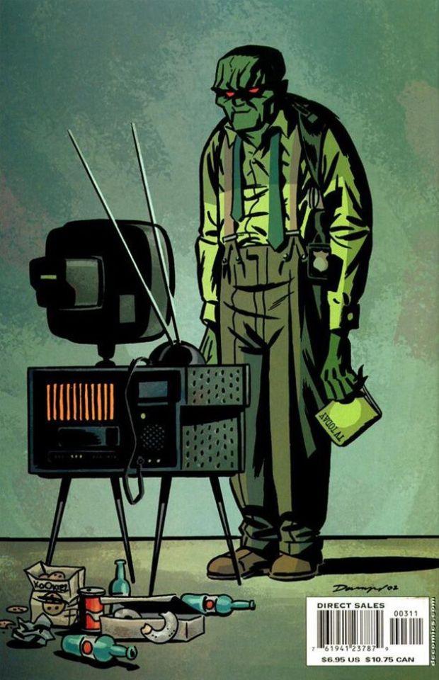 Cooke Martian Manhunter