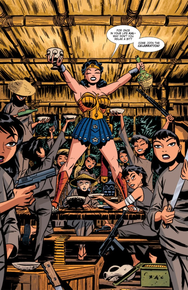 Cooke New Frontier Wonder Woman
