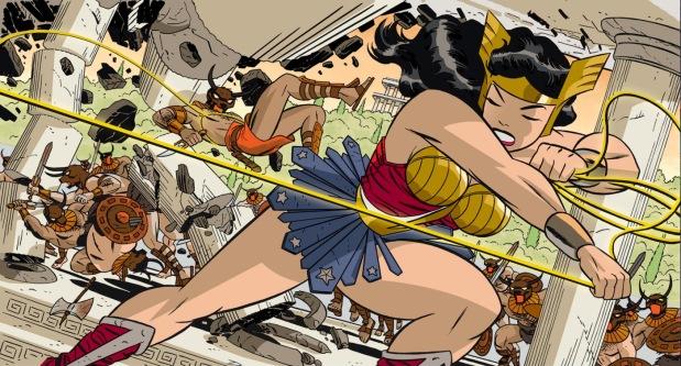 Cooke Wonder Woman