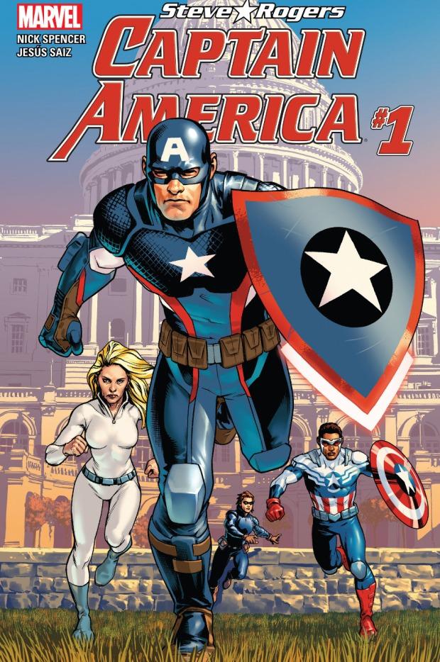 Saiz Captain America 1