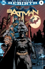 Finch Batman 1 Cover