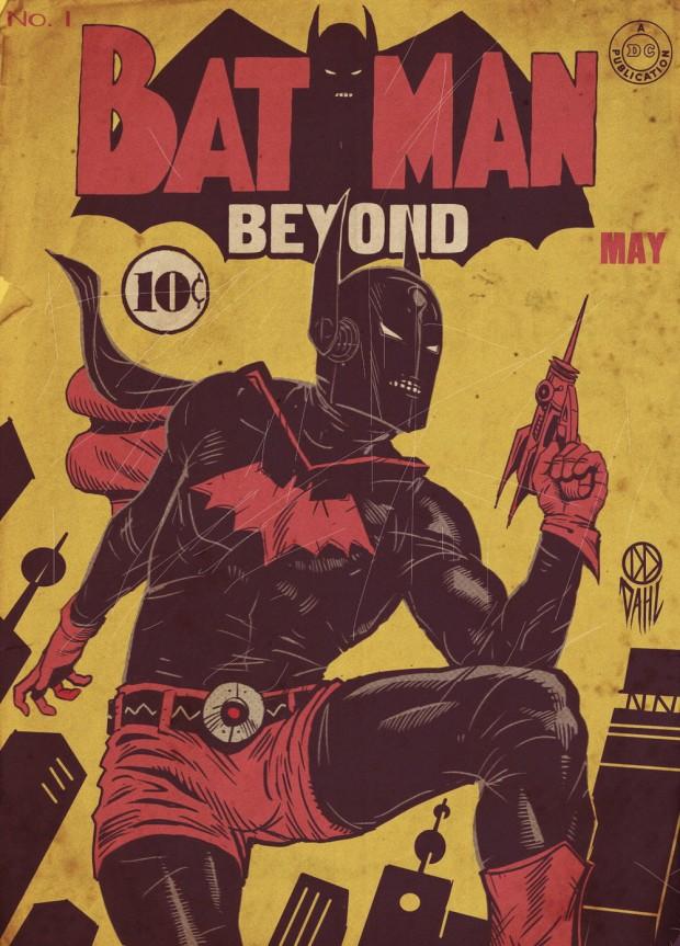 Golden Age Batman Beyond (Dahl)