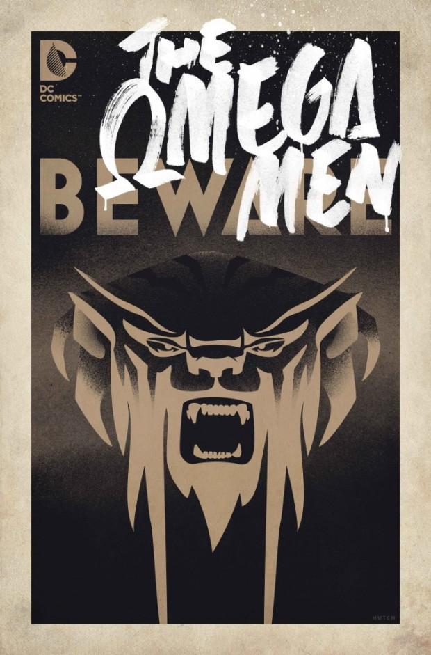 Omega Men Cover