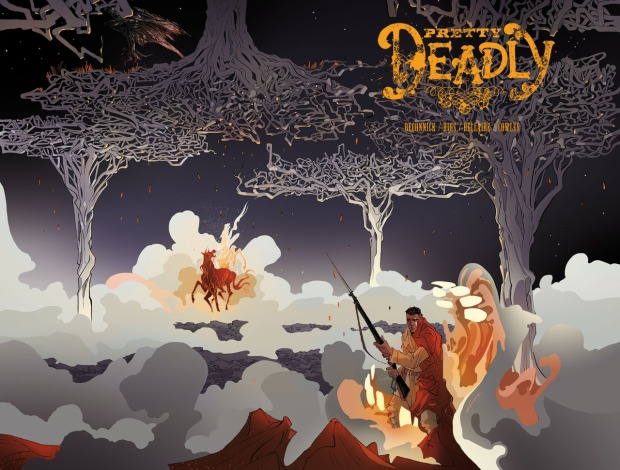 Rios Pretty Deadly 10