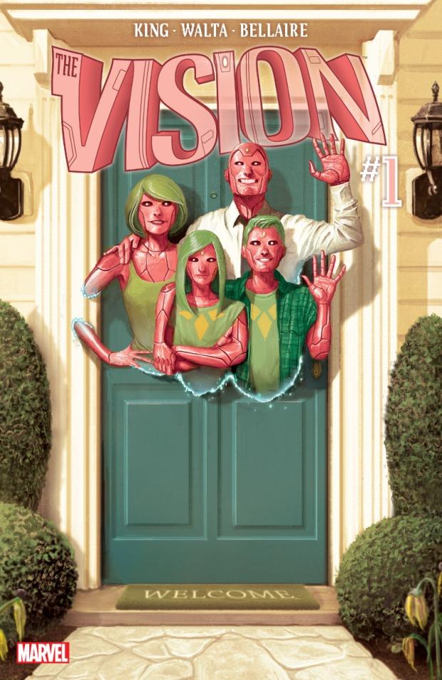 Walta Vision 1 Cover
