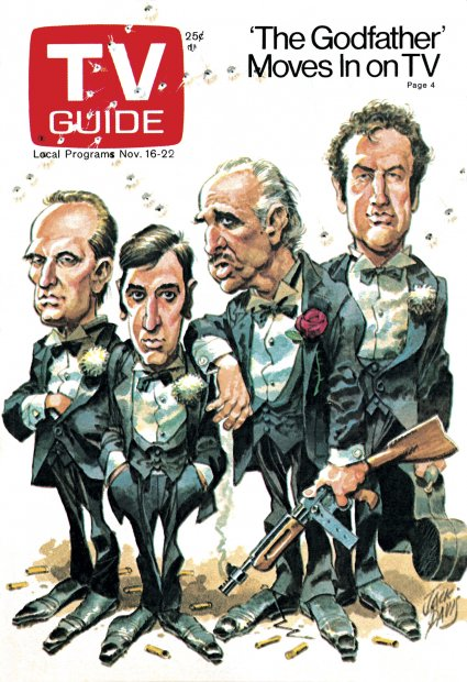 Davis Godfather TV Guide