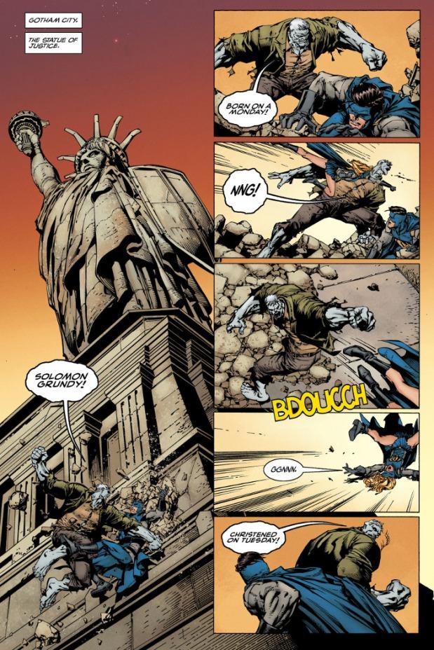 Finch Batman 2 Grundy