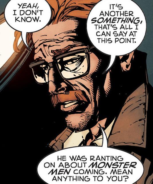 Finch Batman 2 Monster Men