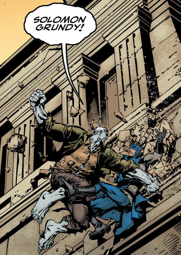Finch Batman 2 Solomon Grundy