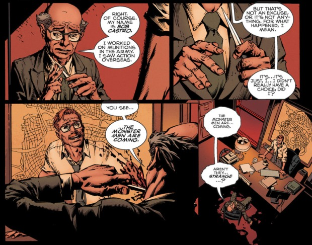 Finch Batman 2 Suicide