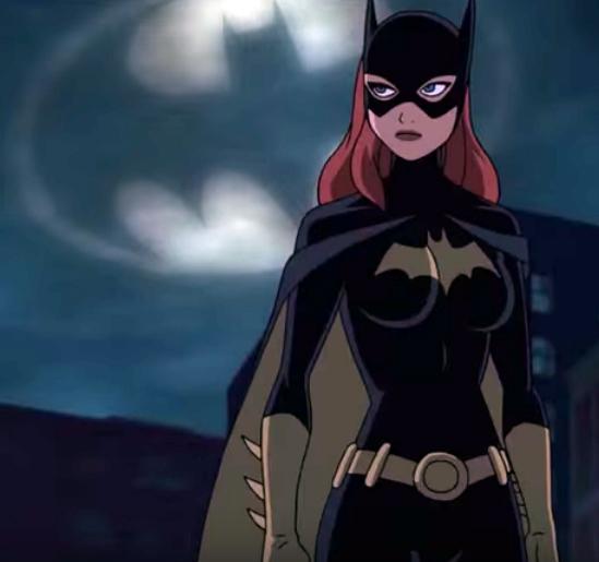 Killing Joke Movie Batgirl