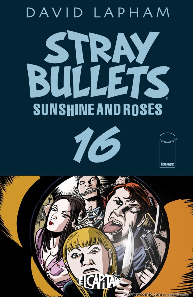 Lapham Stray Bullets 16