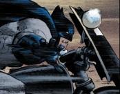 Romita Last Crusade Batman