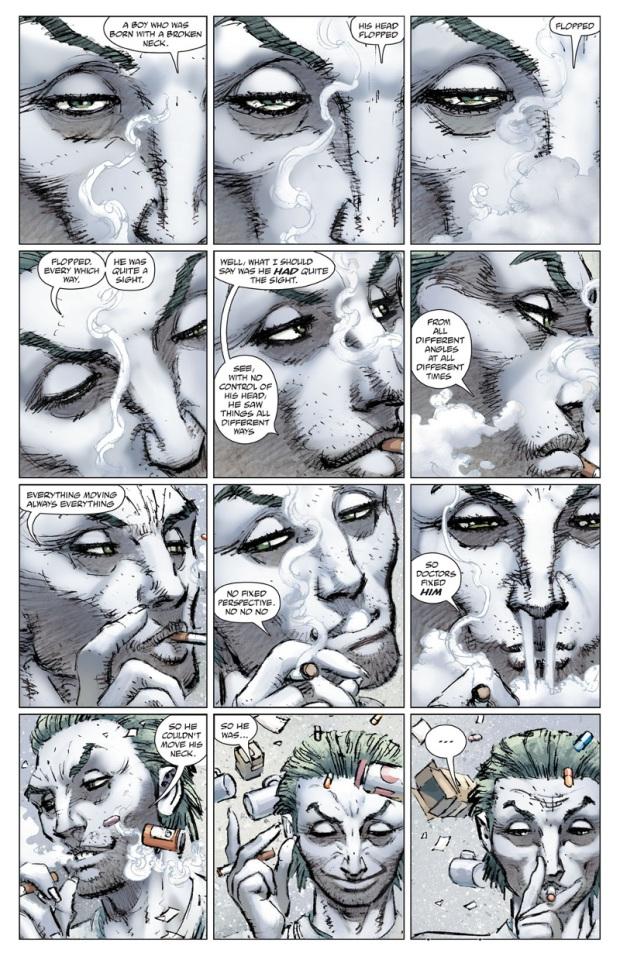 Romita Last Crusade Joker 1