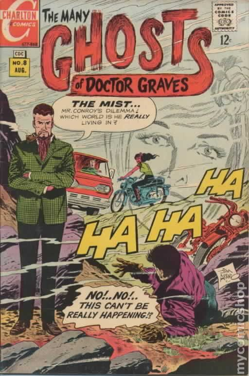 Doctor Graves 8
