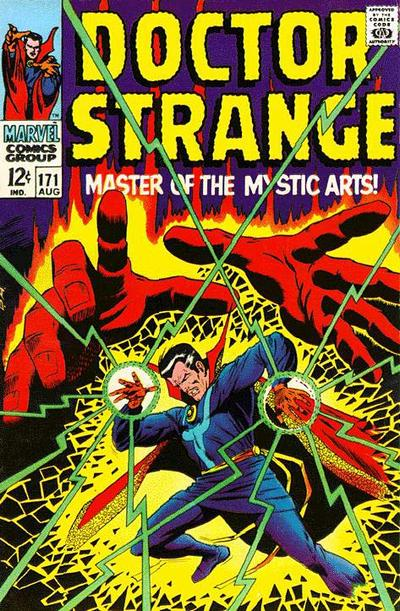 Doctor Strange 171