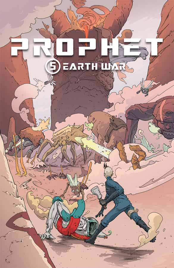 Prophet Earth War 5
