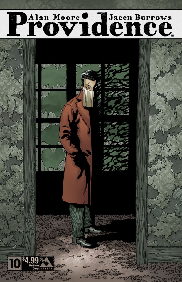 Providence 10 Cover